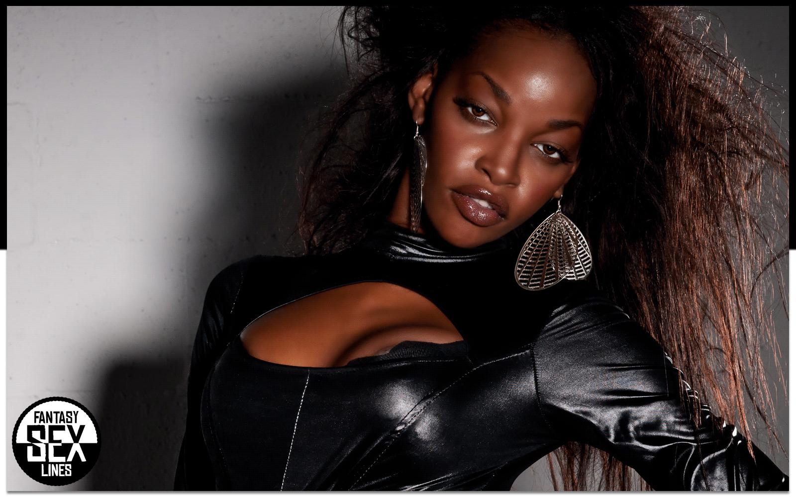 Dominant Black Babes Online