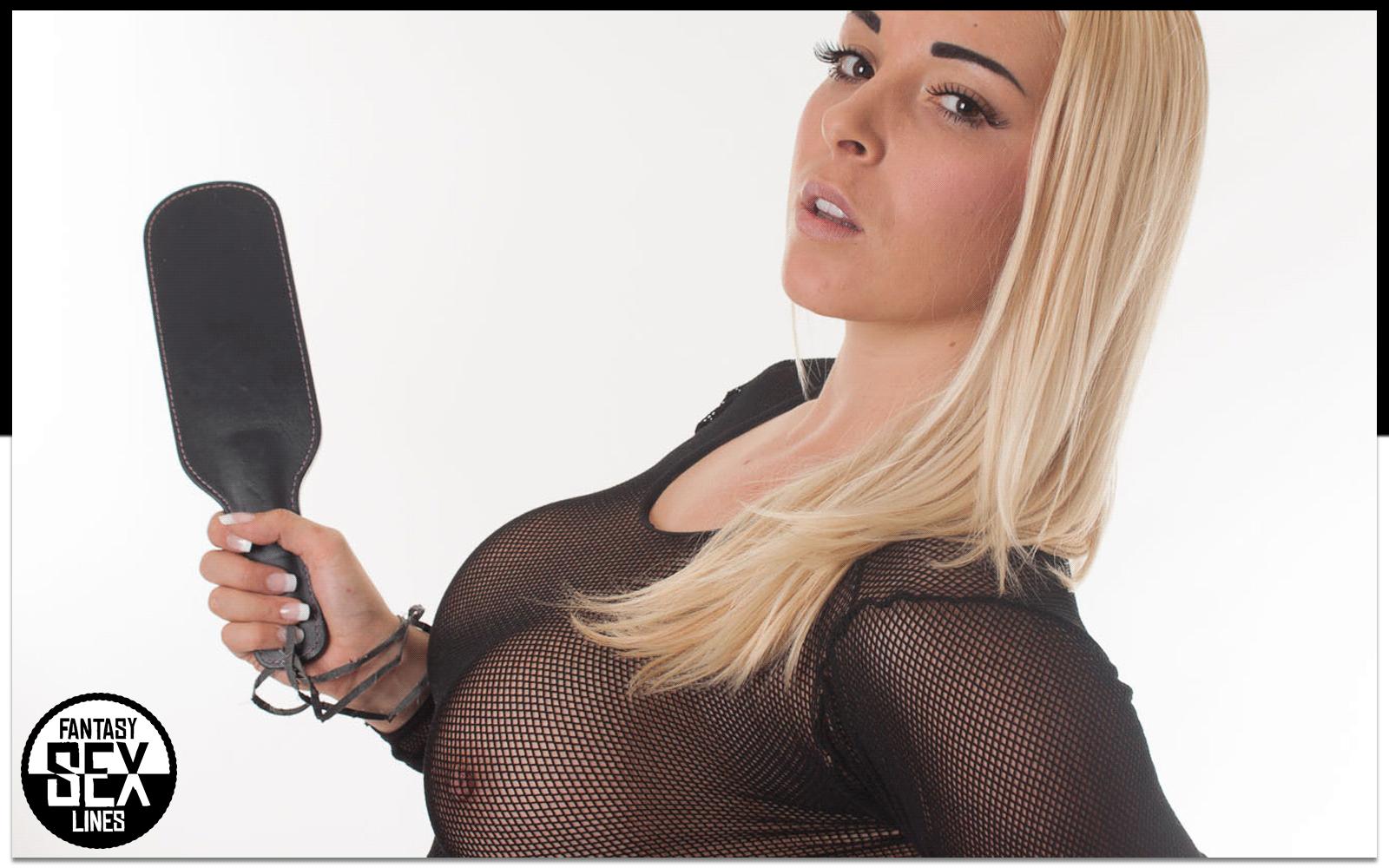 Extreme Spanking Phone Sex